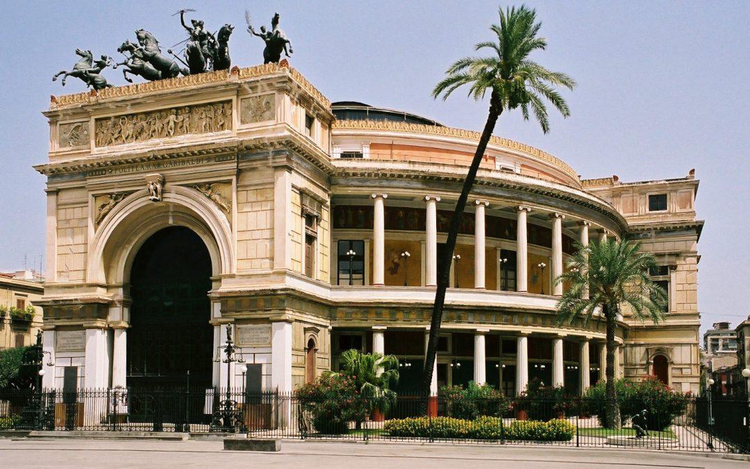 Il teatro Politeama, storia e attualità – Palermo